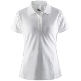 Craft Classic - T-shirt manches courtes Femme - blanc
